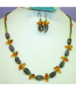 Necklace set, Forest Breeze, #7-10M4863, Free Ship - $9.99