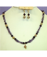 Necklace set, Afternoon Breeze #7-10M4917, Free Ship - $10.99
