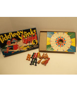 Antique RARE Vintage TIDDLEDY WINKS 4455 Game &... - $48.95