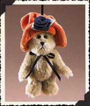 """Boyds Bear """"Sissy""""   3.5"""" Plush Ornament  #562304-  NWT- 2005- Retired - $12.99"""