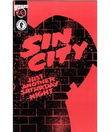 Sin City #1/2 Just Another Saturday Night Promo comic book Frank Miller ... - $9.50