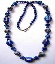 Glass Beaded Necklaces - $6.00