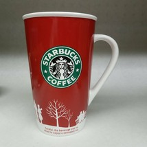 Starbucks Coffee Company Holiday 2006 Winter Snow 16oz Mug - $12.95