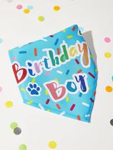 Slogan Graphic Pet Bandana, Dog bandanas, Cat bandanas, Pet gifts, Pet birthday - $12.60