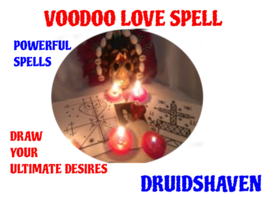 VOODOO love Spell, to Make Anyone Fall In Love With You hoodoo magick - $27.00