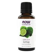 NOW Foods Lime Oil, 1 Ounces - $9.29