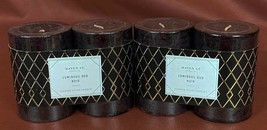 "HAVEN STREET CANDLE CO LUMINOUS OUD NOIR 2.75x4"" Richly Scented Pillars ... - $52.72"