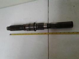 Splined shaft. image 6