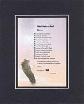 Touching and Heartfelt Poem for Fathers - What Makes a Dad Poem on 11 x ... - $15.79