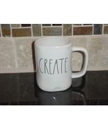 Rae Dunn CREATE Mug, Ivory with Black Lettering - $12.00