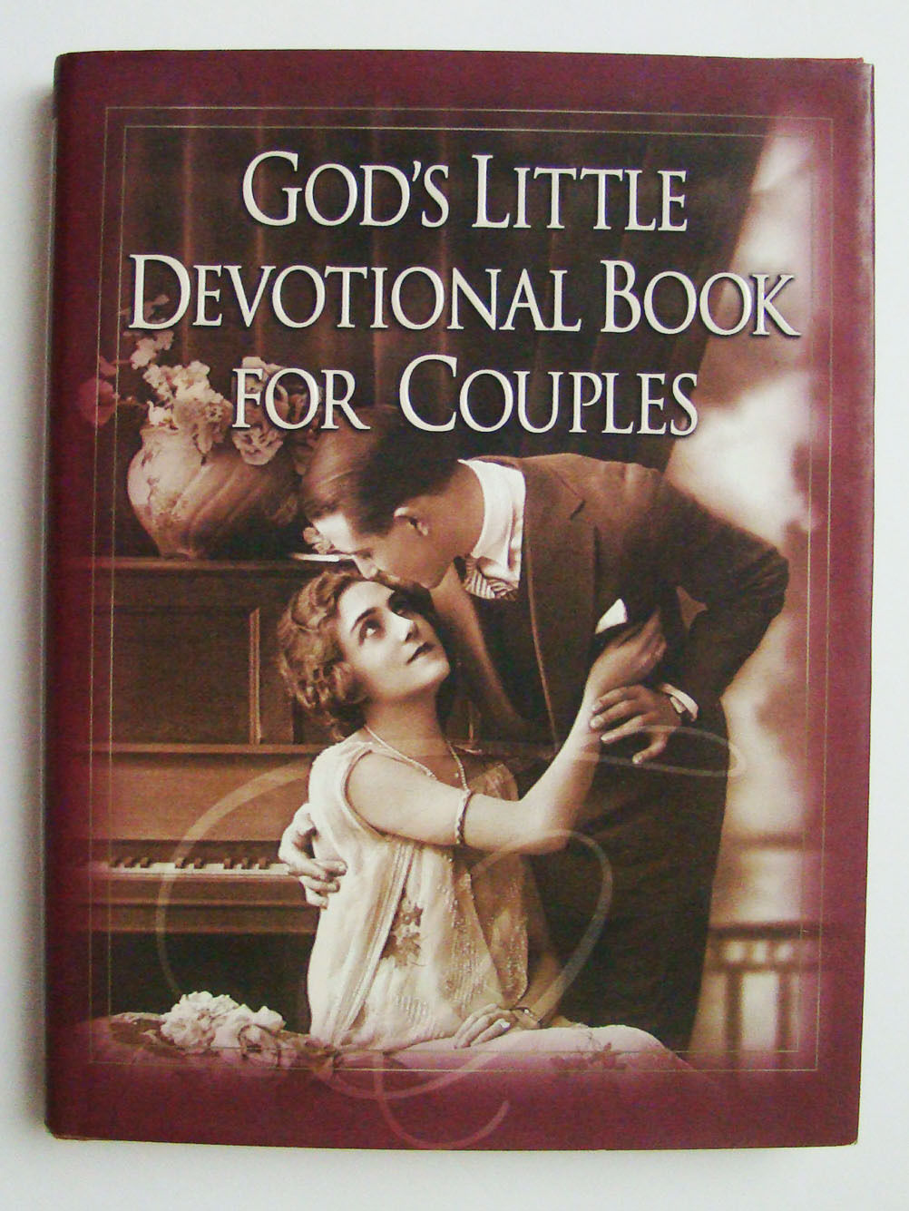 God's Little Devotional Book For Couples ~ Special Gift Edition ~ NEW