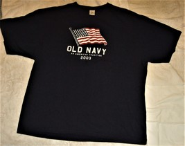 Old Navy An American Tradition 2003 Adult T Shirt - $10.50