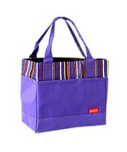 Student Lunch Bag Large Tote Bag Lunch Container Lunch Holder With Zippe... - $12.75
