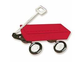 Sizzix Sizzlits Die Red Wagon #654936