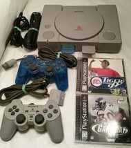 Sony PlayStation (SCPH-9001) Launch Edition Gray Console Complete VGUC (RC) - $140.21