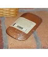 Longaberger 2004 Hostess Appreciation Basket Wooden Lid Only New Sealed - $12.82