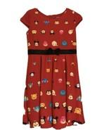 Disney TSUM TSUM Children's Character Mickey Red Dress Girls Size XL(14-16) Nwot - $17.10