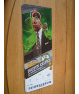 NBA 2008-09 Season Boston Celtics Ticket Stubs Vs. Denver Nuggets 11/14/08 - $2.99