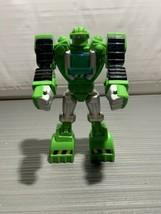 Hasbro Playskool Transformers Rescue Bot Boulder The Construction-bot 20... - $13.21