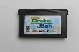 Drake & John (Nintendo Game Boy Advance, 2007)  ~ Game Only - $5.93