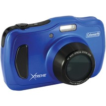 Coleman C30WPZ-BL 20.0-Megapixel Xtreme4 HD Waterproof Digital Video Cam... - $149.00