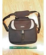 Targus Laptop Bag Black Soft Padded Travel With Shoulder Strap Ex Cond! - $16.82