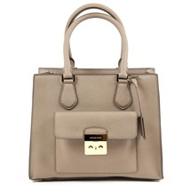 Taupe ONE SIZE Michael Kors Womens Handbag BRIDGETTE 30T7GBDT2L DK DUNE - $322.89