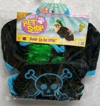 Rubies Pet Dog Costume LED Light Up Halloween Hoodie Bone To Be Wild Sku... - £22.60 GBP