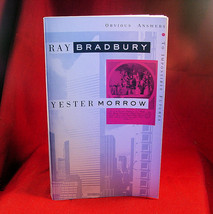 YESTERMORROW by Ray Bradbury. Signed. First. - $63.70