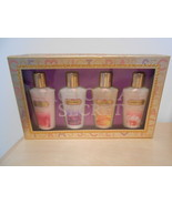 VICTORIA'S SECRET BODY LOTIONS (4) PIECE SET 2 OZ EACH NEW IN BOX - $18.75
