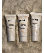 Lot of 3 Feel PURE ANYWHERE BALM in Rose .17 oz / 5 ml Travel Sz x3 Seal... - $11.77