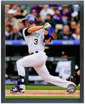 Michael Cuddyer 2014 Colorado Rockies - 11 x 14 Photo in Glassless Sport... - $32.99