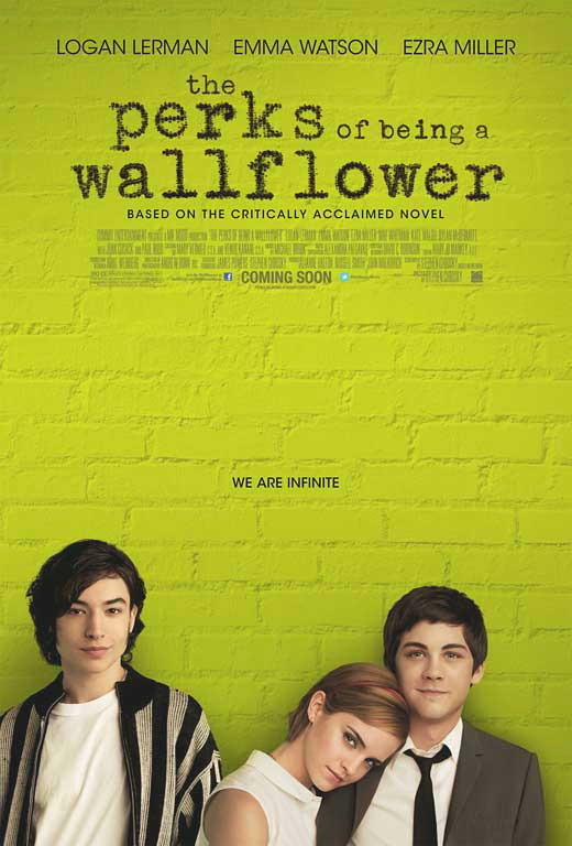 The perks of being a wallflower 27x40