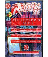 Robin II - DC Comics Collector Sets 1 to 4 The Jokers Wild - $14.95