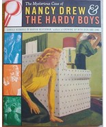 The Mysterious Case of Nancy Drew & the Hardy Boys LIKE NEW Kismaric & H... - $4.99