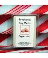 Peppermint Breakaway Clamshell Soy Wax Tart Melts - $3.50