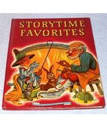 Children's Wonder Book Storytime Favorites 1947 - $6.95