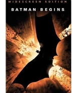 Batman Begins (DVD, 2005, Widescreen) - $8.00