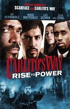 Carlito's Way: Rise To Power (DVD, 2005, Widescreen) - $8.00