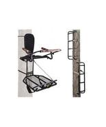 Tree Stand Hunting Ladder Deer Moose Bone Collector Camo Seat GameTreest... - $249.99