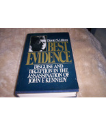 Kennedy Book -Best Evidence - $100.00