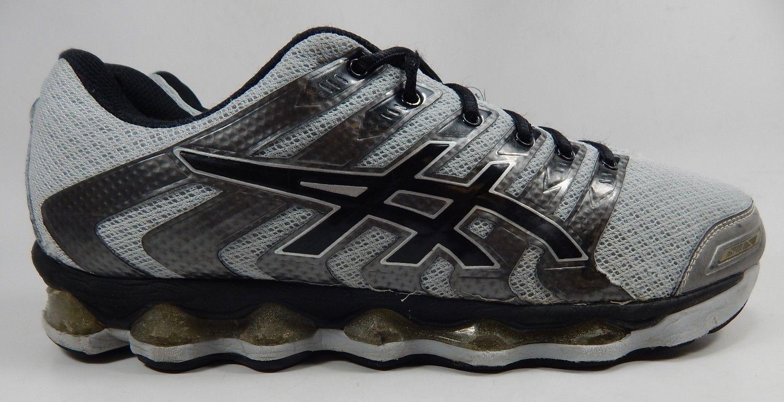 Asics G T3D 1 Men's Running Shoes Size US 11.5 M (D) EU 46 Silver Black T2G3N