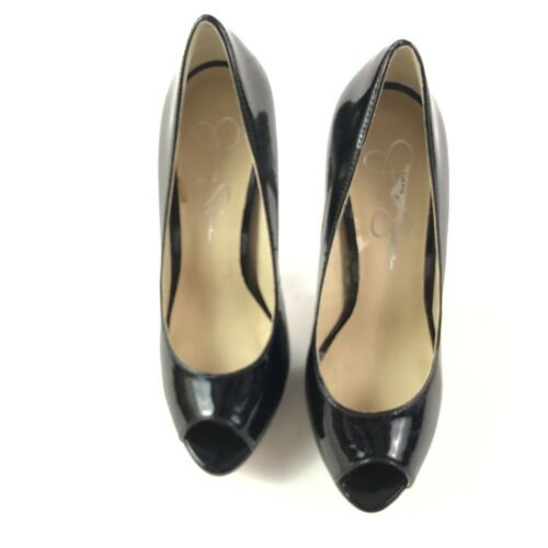 Primary image for Jessica Simpson Women's Black High Heels 6