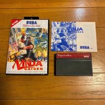Sega Master System Australian Edition Ninja Gaiden - $251.93