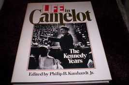 Kennedy Book - Life In Camelot - $75.00