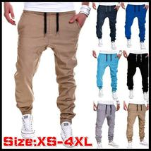2018 High Quality Men's sport joggers hip hop jogging fitness pant casual pant t