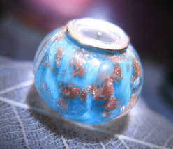Haunted SPELL CAST LADY LUCK GOOD FORTUNE MAGICK BEAD BLUE Witch Cassia4  - $23.00