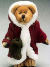 """Boyds Bear Wuzzie """"Twas F. Wuzzie"""" -3"""" Wuzzie Bear- #596003- NWT- 1999- Retired - $19.99"""