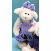 """Boyds Bears """"Madabout Ewe"""" 6"""" Plush Lamb - # 91312-01- NWT-1998- Retired - $14.99"""
