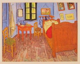 Vincent Van Gogh Matted Print La Chambre de van Gogh a Arles 2003 RMN Paris - $40.09